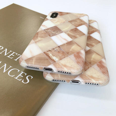 【N116】★ iPhone 6 / 6sPlus / 7 / 7Plus / 8 / 8Plus / X/ XS / Xr /Xsmax ★ シェルカバース Beige
