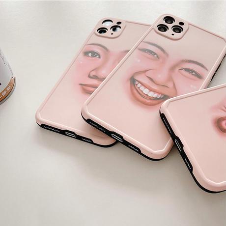 【C263】★ iPhone SE/11/11Pro/11ProMax/7 / 7Plus / 8 / 8Plus / X/ XS / Xr /Xsmax ★  ケース 3色 selfie
