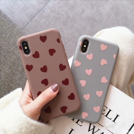 【M291】★ iPhone 6 / 6sPlus / 7 / 7Plus / 8 / 8Plus / X /XS /XR/Xs max★ シェルカバーケース Love in 2019