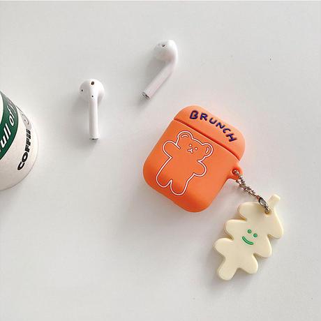 国内発送【MS254】♡Acessories♡ Airpods  Pro ケース   Airpods 1/2 カバー