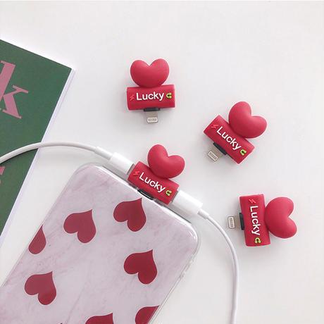 【MS100】♡ Lucky Charger Plug ♡