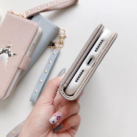 【C303】★ iPhone 11/11Pro /X/ XS / XR /Xsmax ★  ケース  スマホケース手帳型