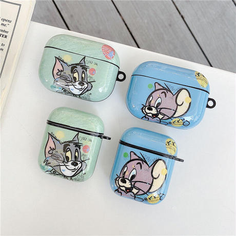 【MS251】♡Acessories♡ Airpods 1/2/Pro ケース カバー
