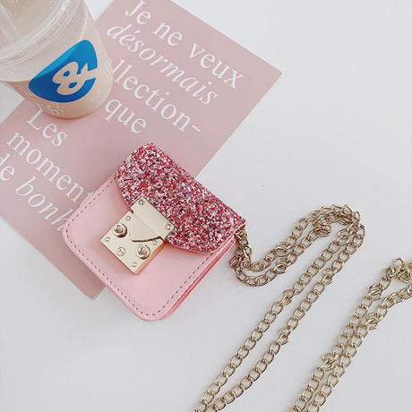 【MS210】♡Acessories♡ Airpods ケース 小銭入れ