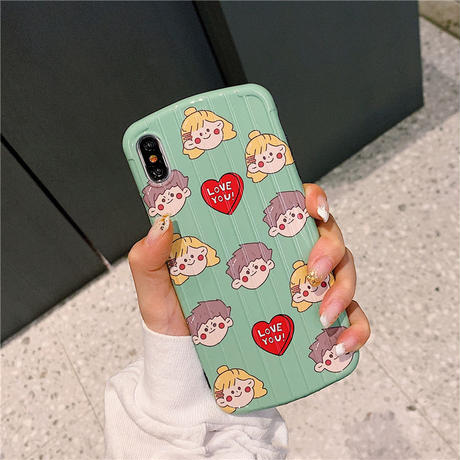 【N612】★ iPhone 6 / 6sPlus / 7 / 7Plus / 8 / 8Plus / X /XS /XR/Xs max★ シェルカバーケース