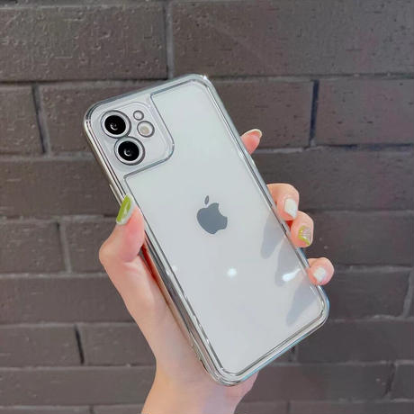 【C935】★ iPhone 12/11/Pro/ProMax /7/8Plus/ X /XS /XR/Xs max★ シェルカバーケースクリアケース