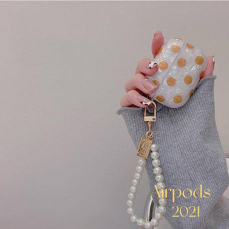 【MS367】♡Acessories♡ Airpods  Pro ケース   Airpods 1/2 カバー