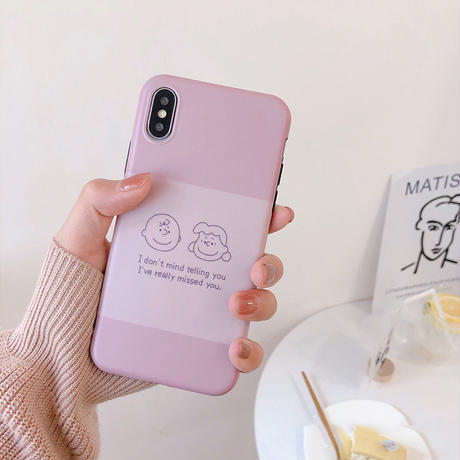 【N242】★ iPhone 6 / 6sPlus / 7 / 7Plus / 8 / 8Plus / X/XS / Xr /Xsmax ★ シェルカバー ケース Pink