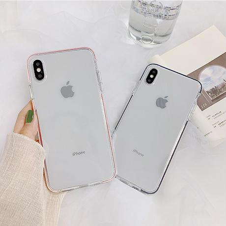 【N393】★ iPhone 6 / 6sPlus / 7 / 7Plus / 8 / 8Plus / X /XS /XR/Xs max★ シェルカバーケース クリア アイフォーンケース