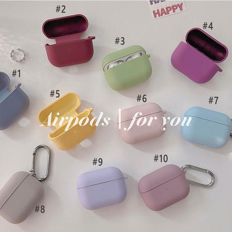 【MS349】♡Acessories♡ Airpods  Pro ケース   Airpods 1/2 カバー