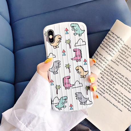 【N624】★iPhone 6 / 6sPlus / 7 / 7Plus / 8 / 8Plus / X / Xs / XR/ Xsmax ★iPhone ケース  いぬさん