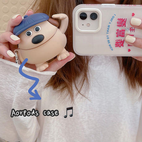 【MS356】♡Acessories♡ Airpods  Pro ケース   Airpods 1/2 カバー