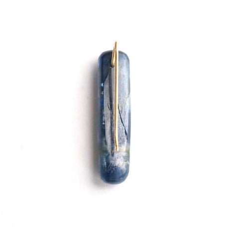 Kyanite Tsurara Pierced Earring