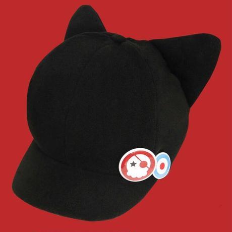 人気★エヴァンゲリオン EVA アスカ コスプレ 猫耳 帽子