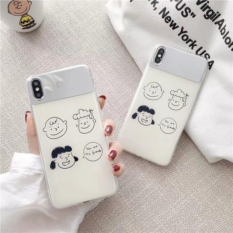 You are my Friends Mirror iPhone case