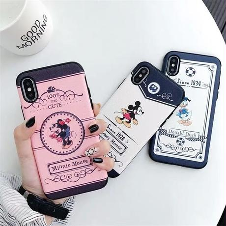 【Disney】Name Cards iPhone case