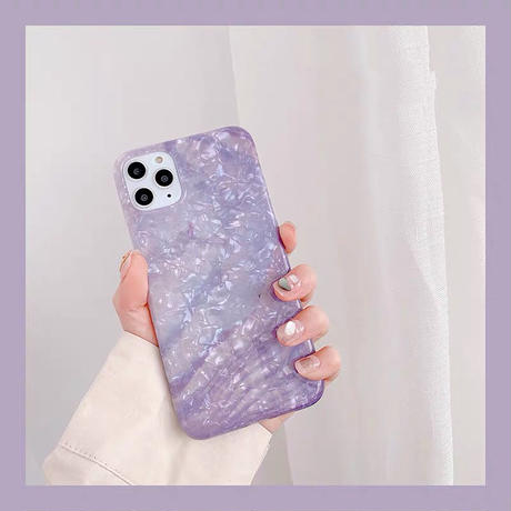 Purple Pearl iPhone case