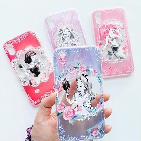 【Disney】Disney Princesses II iPhone case
