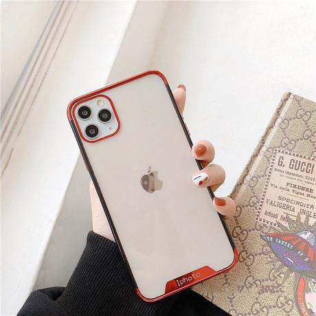 Nuance Metal Color Side iPhone case