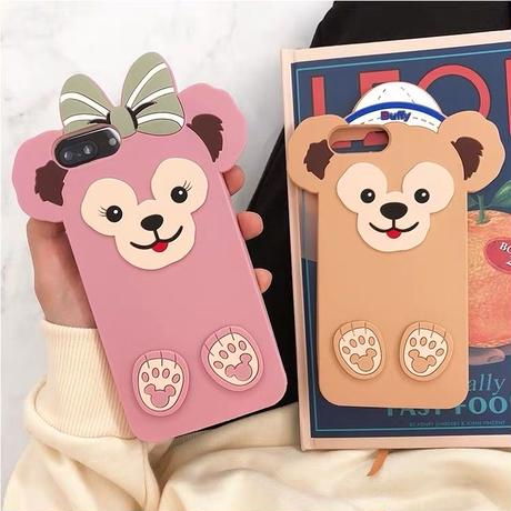 【Disney】Duffy Sherry May iPhone case