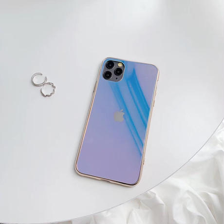 Laser Blue Light Mirror iPhone case