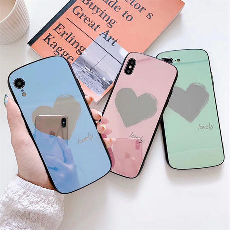 Lovely Laser iPhone case