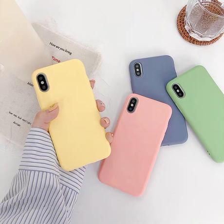Pastel Color iPhone case