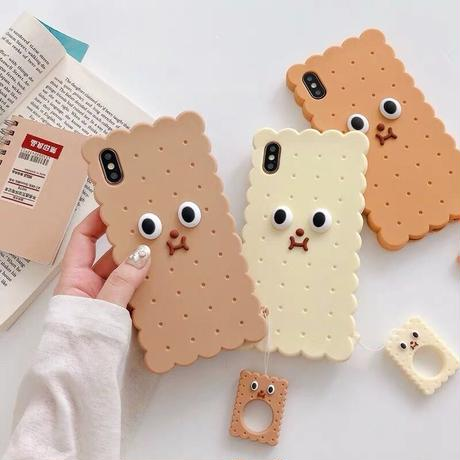 Cookie Face iPhone case