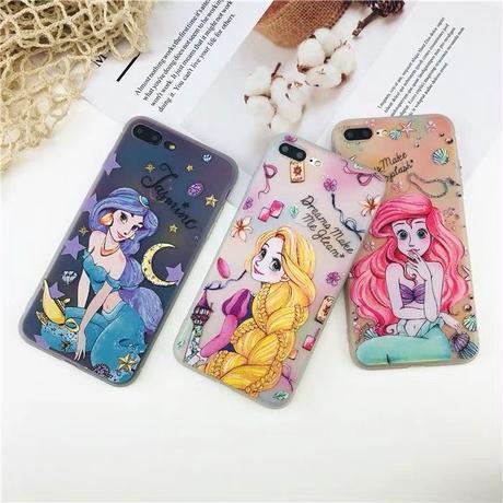【Disney】Disney Princess iPhone case