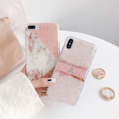 Pinky Block with Ring iPhone case