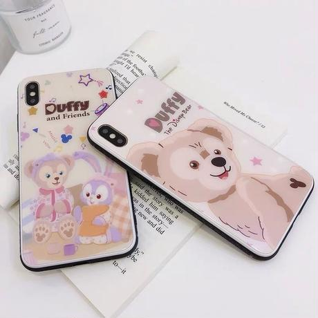 【Disney】Duffy and Friends iPhone case