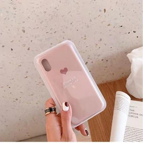 Pastel Hearts iPhone case