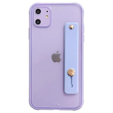 Color Side Belt iPhone case
