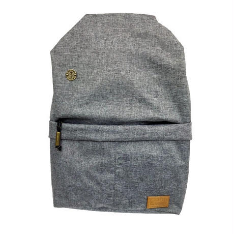 FOCUSED SPACE【フォーカスドスペース】FS1201 GRY BACK PACK