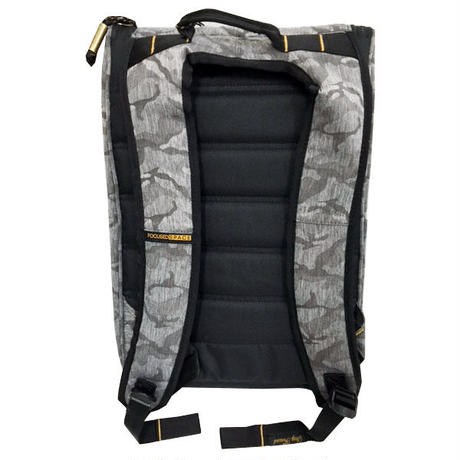FOCUSED SPACE【フォーカスドスペース】FS1022 GRY2 CAMO BACK PACK