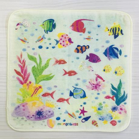 ガーゼハンカチ☆熱帯魚