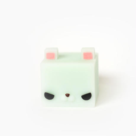 四角いシロクマ