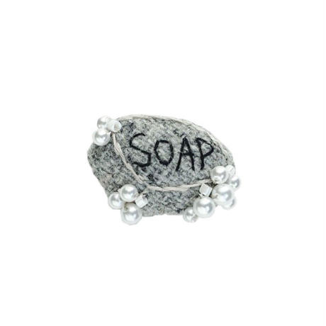 Miniature Soap Brooch