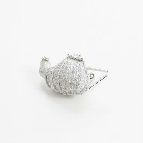Miniature Teapot Brooch