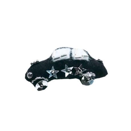 Miniature  Car Brooch