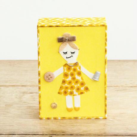 Sewing Box(yellow)