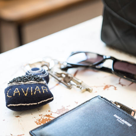 Caviar Bag Charm