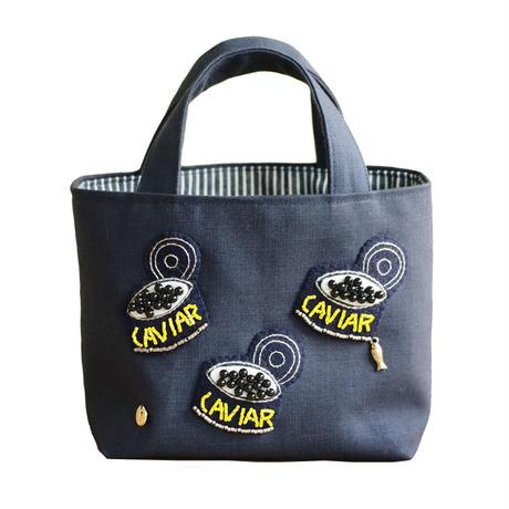 Tote Bag(Caviar)