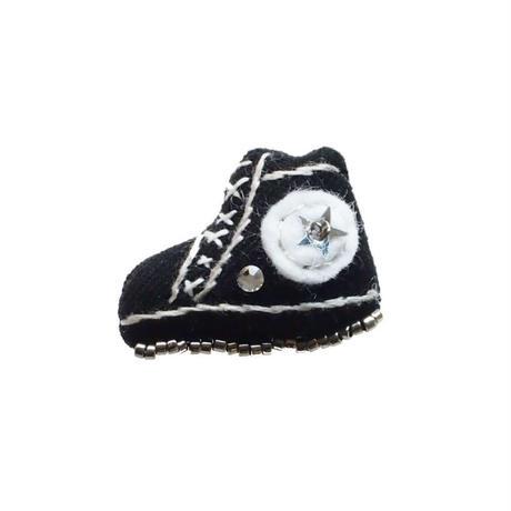 Miniature Sneaker Brooch(star)