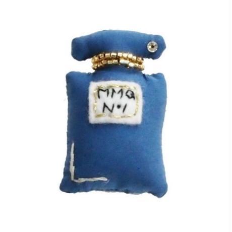 Perfume Brooch(blue)