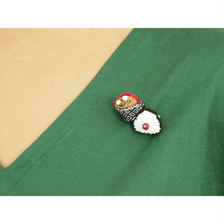 Miniature Misoshiru Brooch