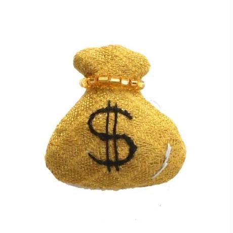 Money Brooch