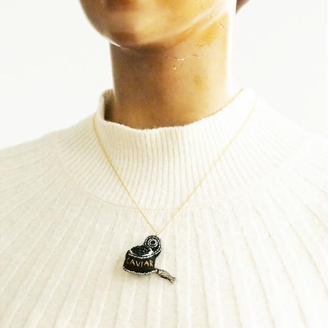 Caviar Necklace