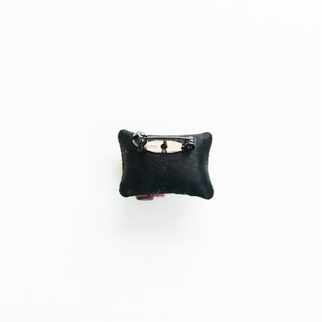 Miniature Bento Brooch(豆ご飯)