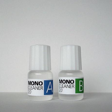 【アナログレコード洗浄液】モノ・クリーナー サンプルセット
